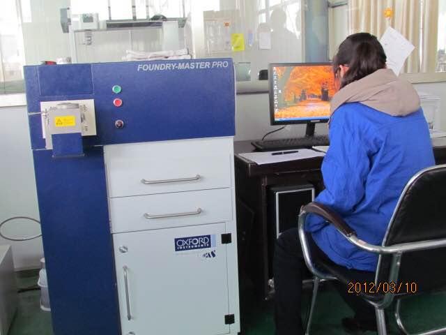成分分析机__直读光谱分析仪